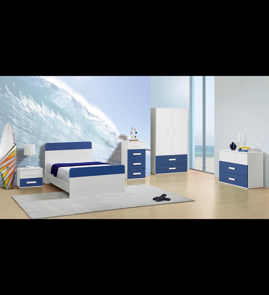 Play Room Blanco / Azul