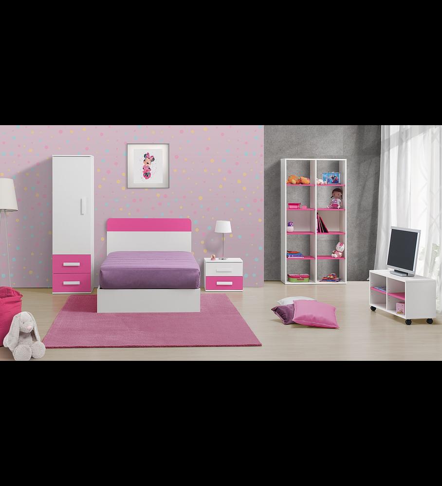 Play Room Blanco / Rosa