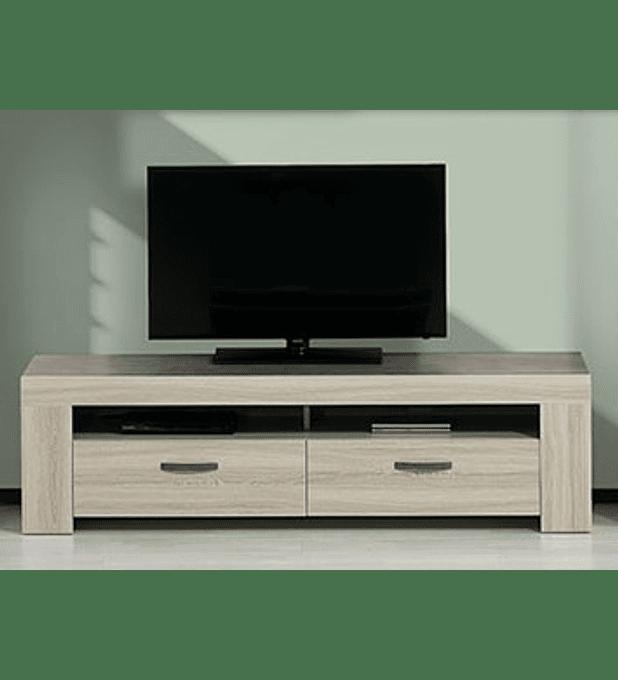 Mueble de TV de roble Estoril