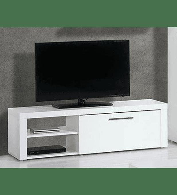 Mueble TV 150 Monaco Blanco