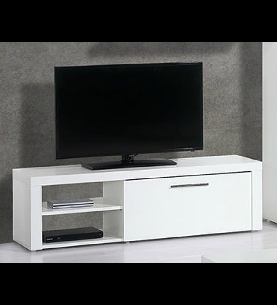 Móvel TV 150 Mónaco Branco