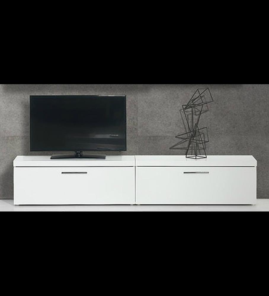 Mueble TV 120 Monaco Blanco
