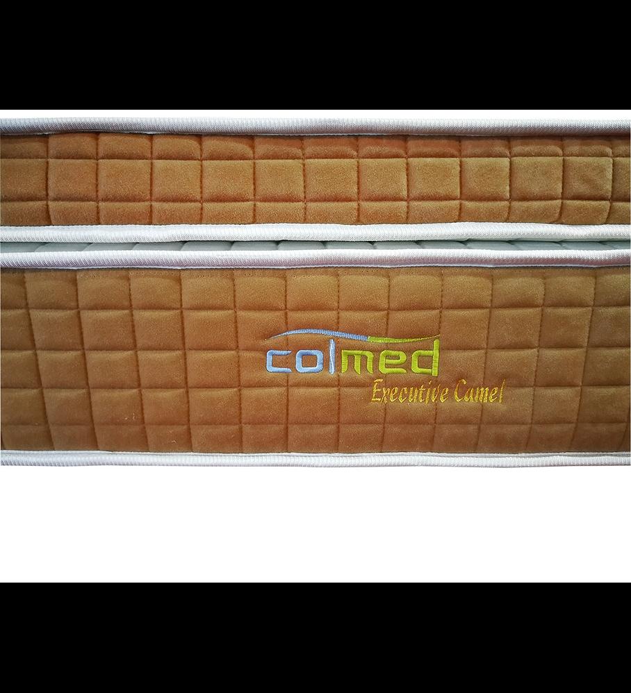 Colchão Colmed Executive Camel