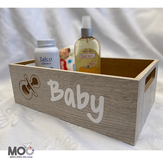 Caja de Madera Baby