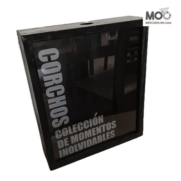 Caja de Corchos 39x33 cm