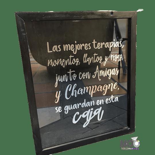 Caja de Corchos 30x35