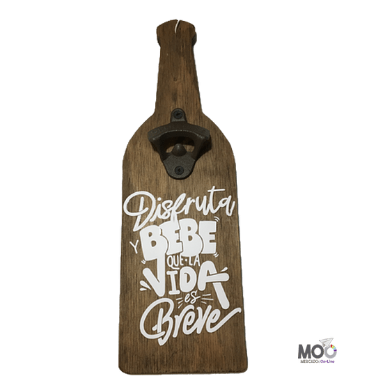 Destapador de Botellas