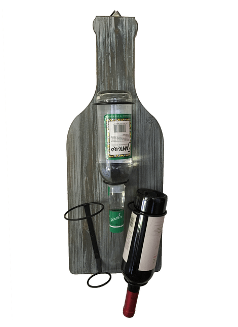 Porta Botellas Vertical