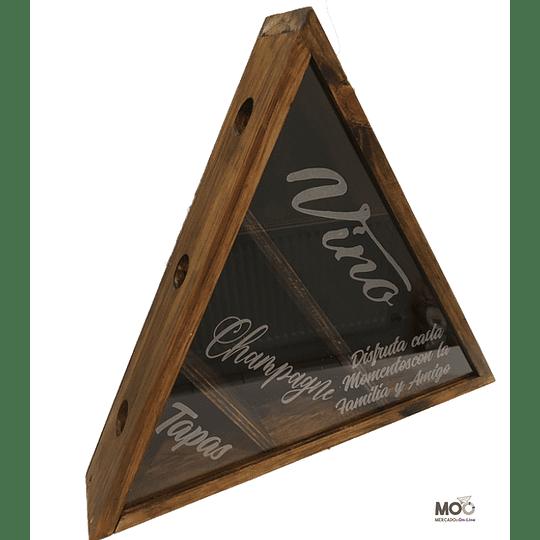 Caja Triangular Café