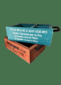 Cajas Multifuncionales