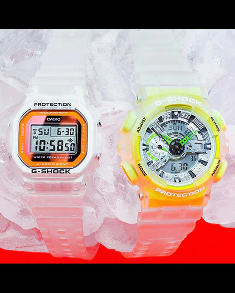 Vibrant See-Tru Color Series DW-5600LS-7ER