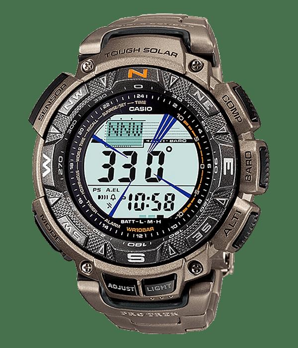 Titanium Edition PRG-240T-7ER