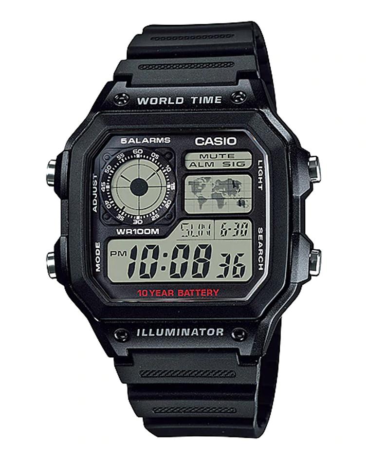 Digital Series AE-1200WH-1AVEF