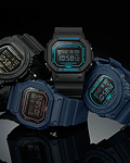 Limited Black & Blue Matte Series DW-5600BBM-2ER