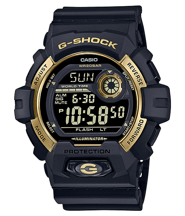 Limited Black and Gold Series G-8900GB-1ER
