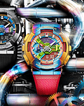 Limited Edition Rainbow IP Metal GM-110RB-2AER