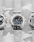 Skeleton Camouflage Series Metal GM-5600SCM-1ER
