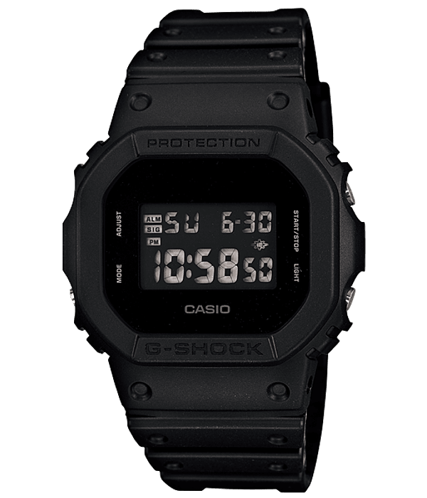 Basic Black Series DW-5600BB-1ER