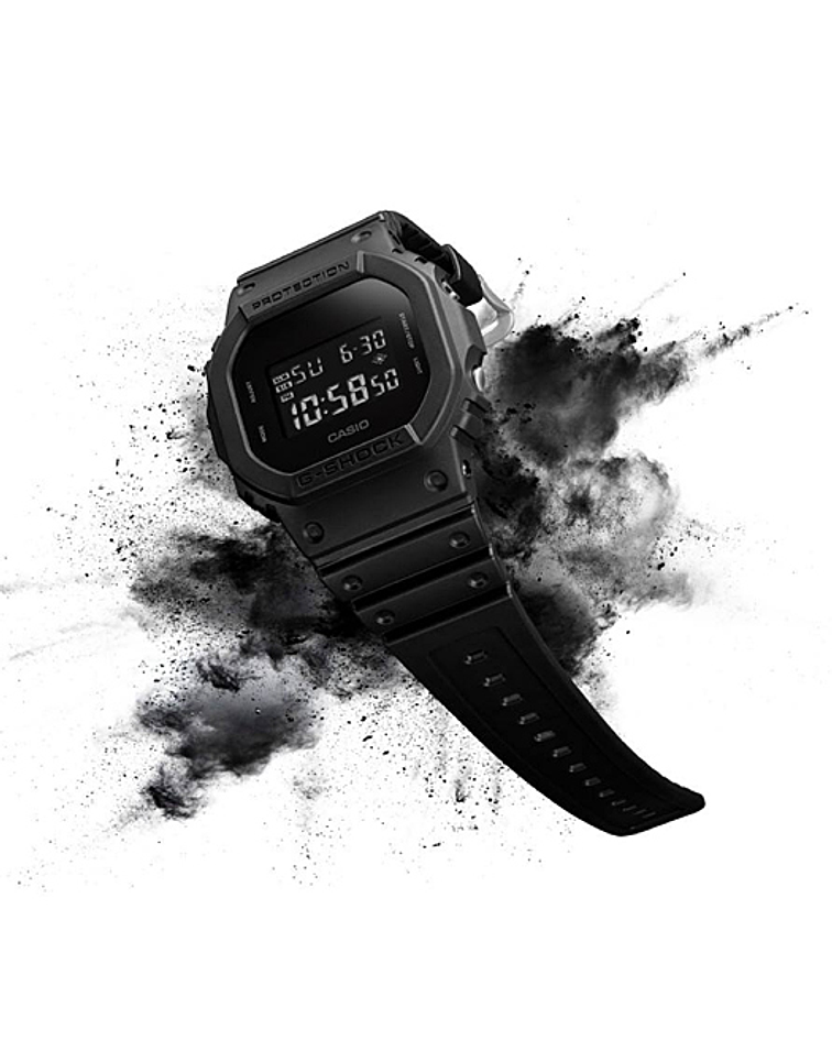Basic Black Series DW-5600BB-1ER