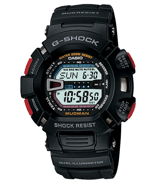 Mudman G-9000-1VER