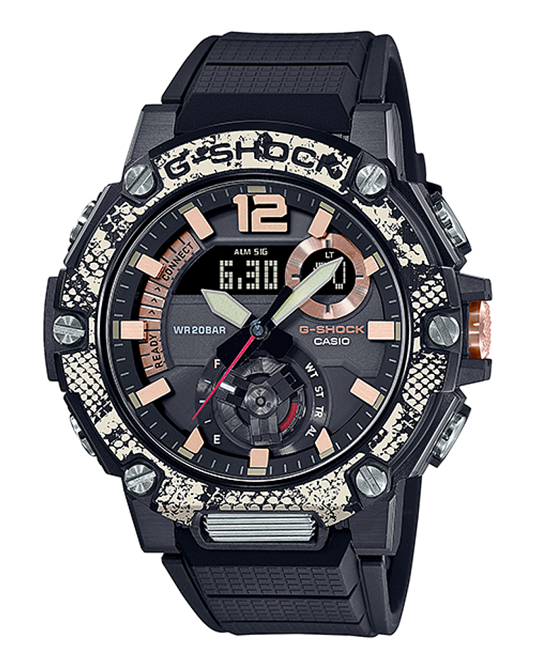 Love The Sea And The Earth Wildlife Promising Collaboration G-Steel Bluetooth GST-B300WLP-1AER