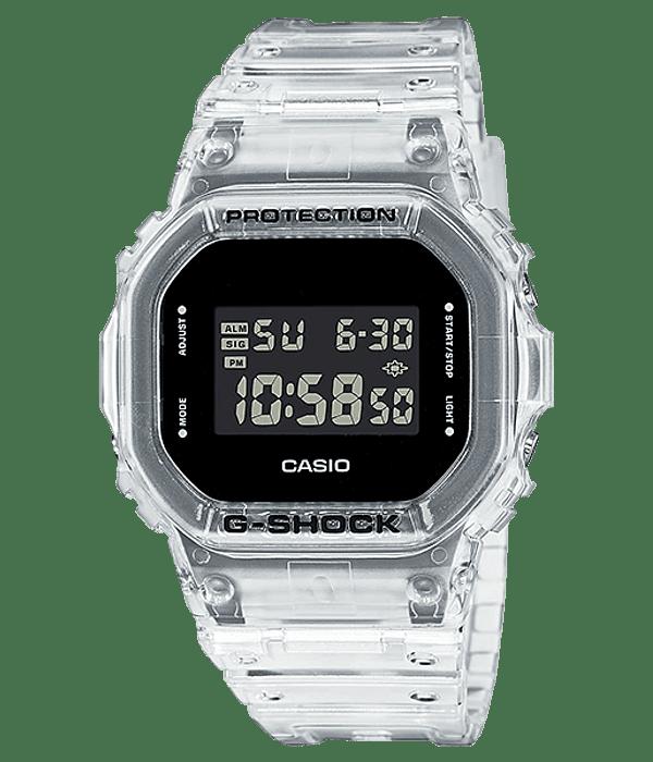 Origin Transparent White Pack Series DW-5600SKE-7ER