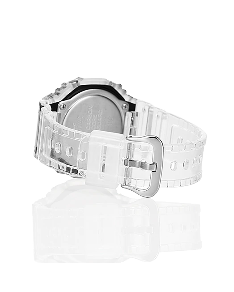 Transparent White Pack Series GA-2100SKE-7AER