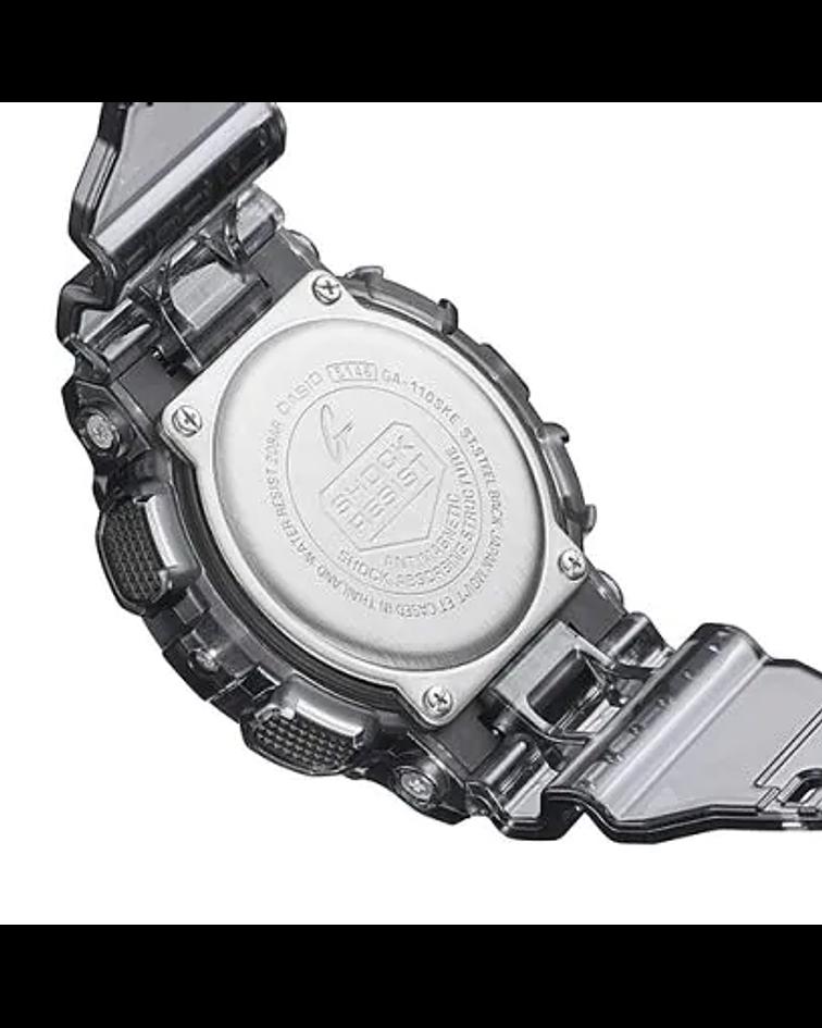 Transparent Grey Pack Series GA-110SKE-8AER