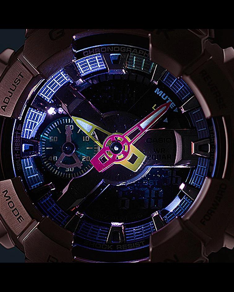 Rui Hashimura Collaboration Metal GM-110RH-1AER
