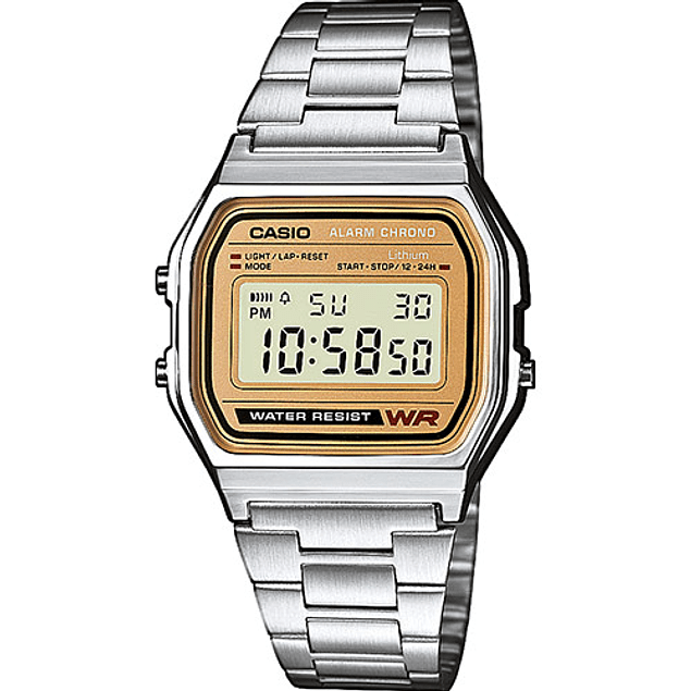 Casio Collection   A158WEA-9EF