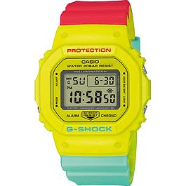 Breezy Rasta Color Series DW-5600CMA-9ER