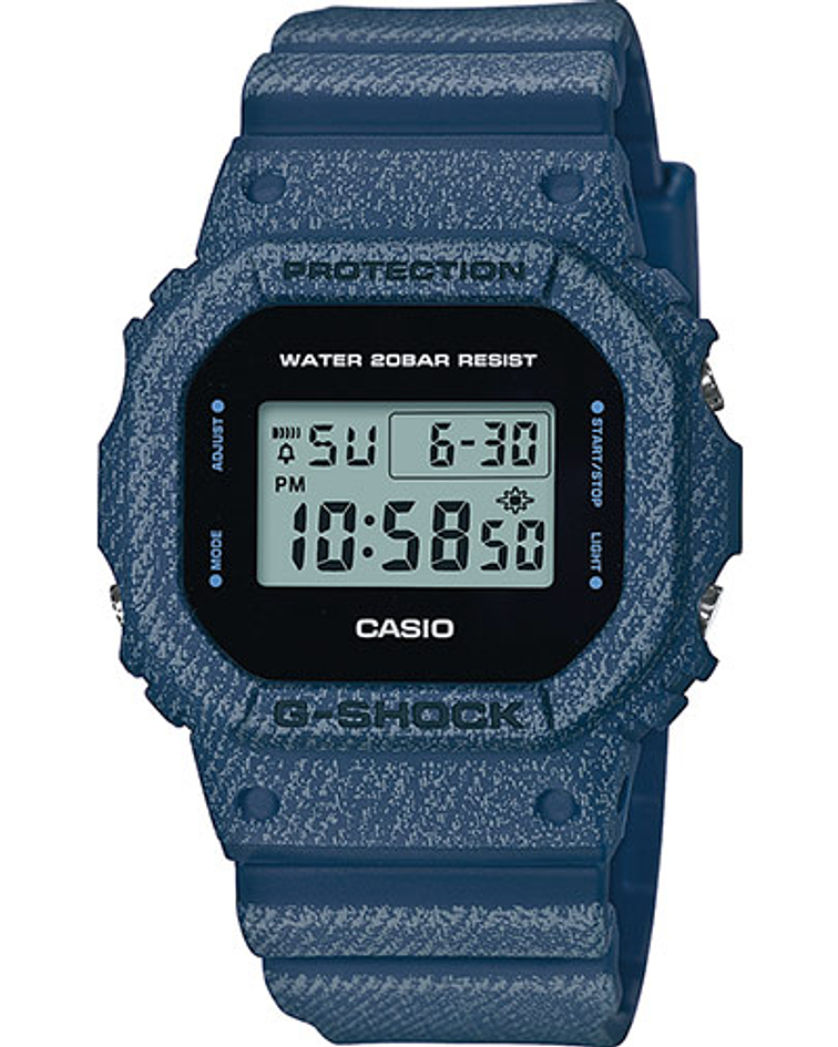Origin Denim Series DW-5600DE-2ER