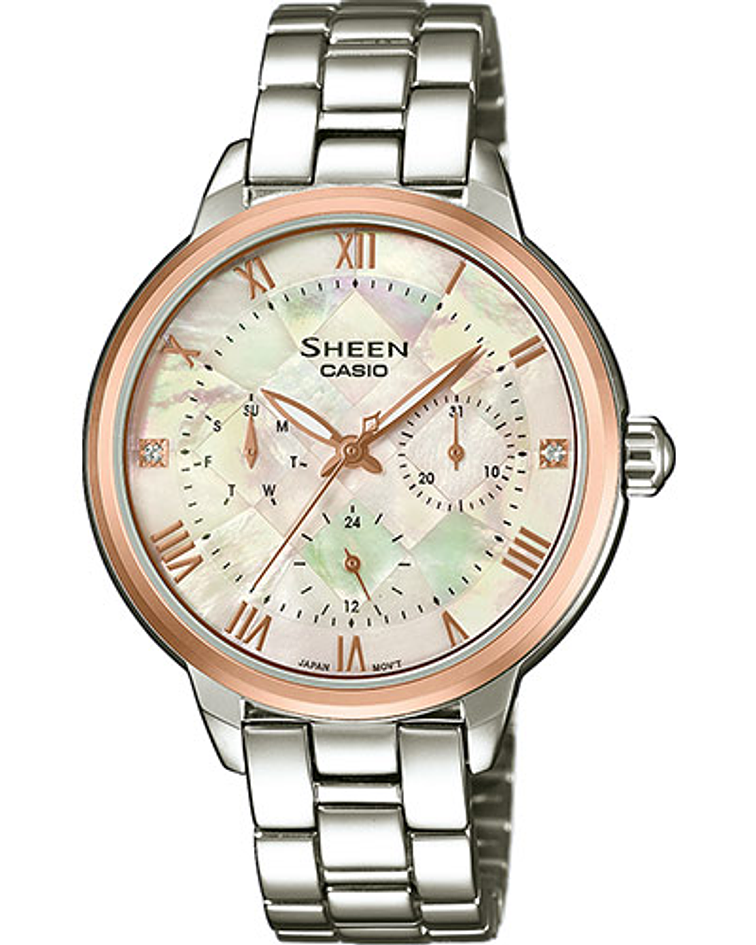 SHEEN SHE-3055SG-7AUER