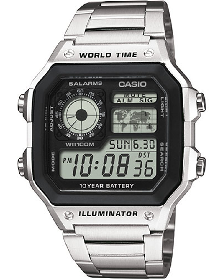 Digital Series AE-1200WHD-1AVEF