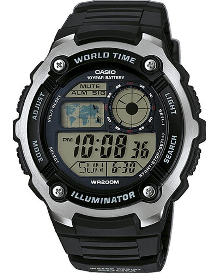 Casio Collection   AE-2100W-1AVEF