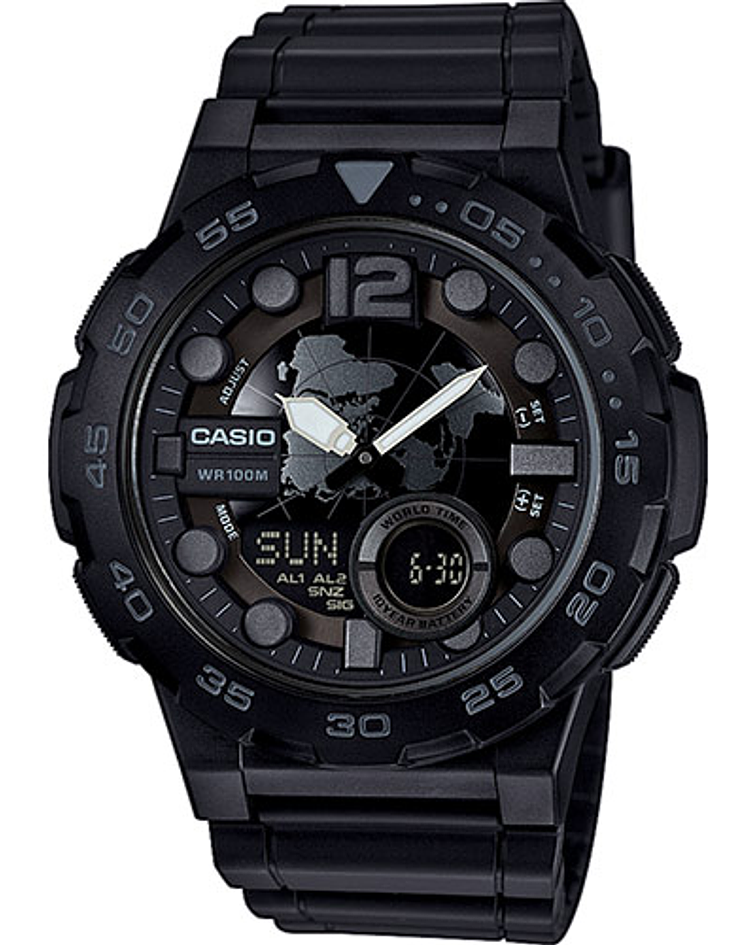 Casio Collection   AEQ-100W-1BVEF