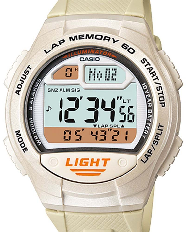 Casio Collection   W-734-7AVEF