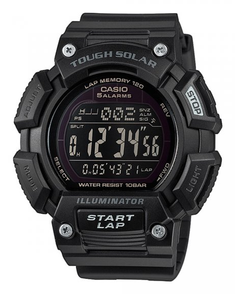 Casio Collection   STL--S110H-1B2EF