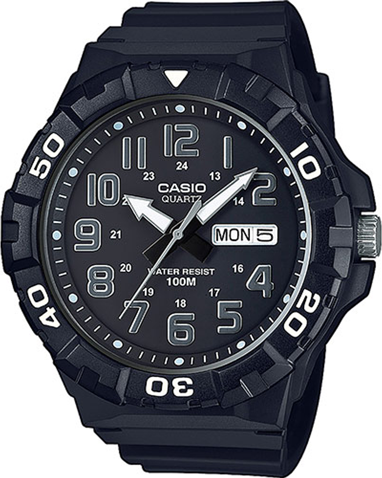Casio Collection   MRW-210H-1AVEF