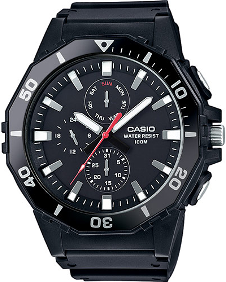 Casio Collection   MRW-400H-1AVEF