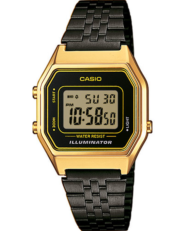 Casio Collection LA680WEGB-1AEF