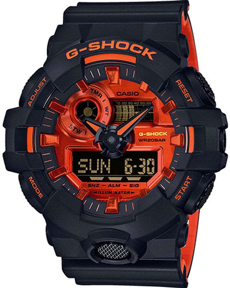 Bright Orange Series GA-700BR-1AER