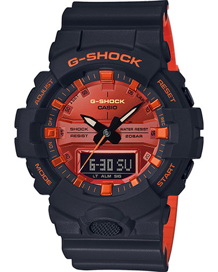 Bright Orange Series GA-800BR-1AER