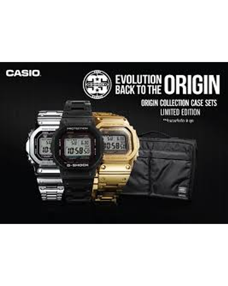 Origin Full Metal GMW-B5000D-1ER
