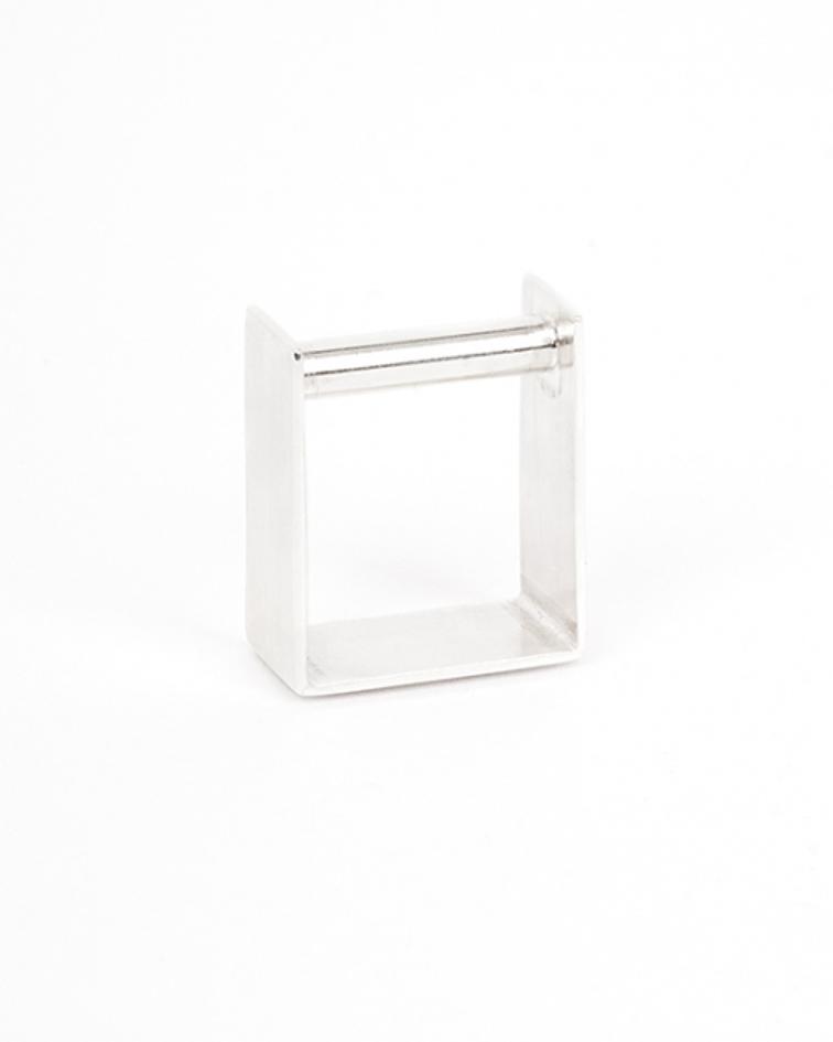 Square I Ring