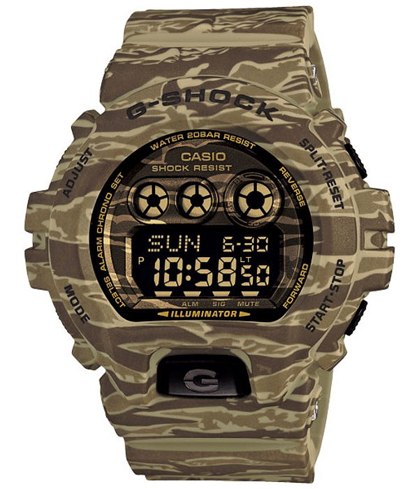 Camouflage Series GD-X6900CM-5ER