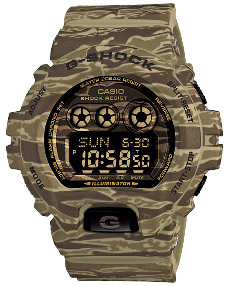 Camouflage Series GD-X6900CM-5ER