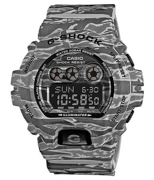 Camouflage Series GD-X6900CM-8ER