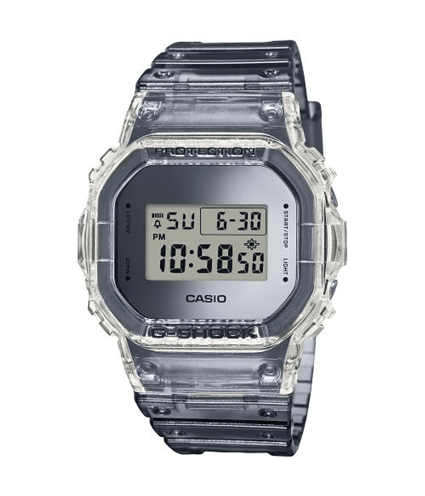 Origin Clear Skeleton Series DW-5600SK-1ER