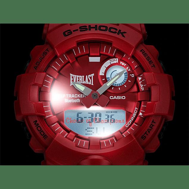 G-Squad GBA-800EL-4AER X Everlast Collaboration
